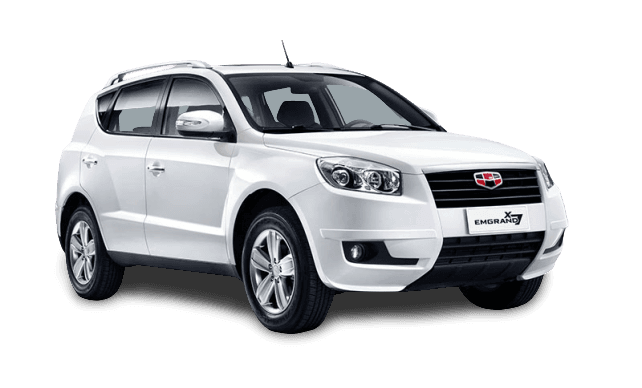 Geely Emgrand X7 Service
