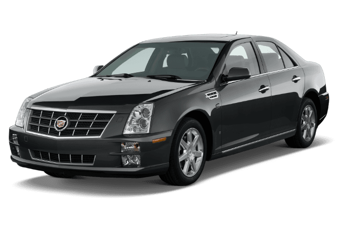Cadillac STS Service