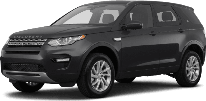 Land Rover Discovery Sport Service