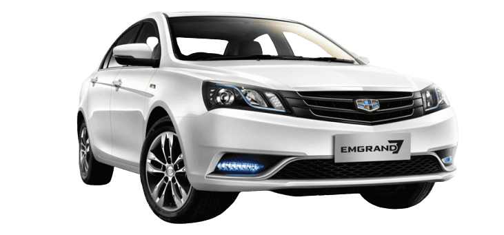 Geely Emgrand 7 Service