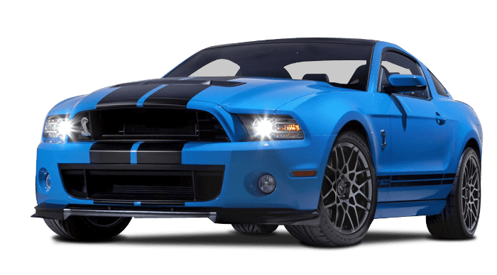 Ford Shelby GT500 Service